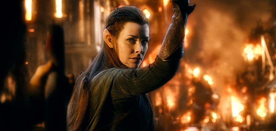 Hobbitul: Bătălia Celor Cinci Oştiri - Tauriel