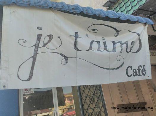 review jetaime cafe, kafe ala paris, kafe ala dip n dip kota bharu