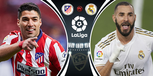 Atletico Madrid vs Real Madrid Prediction & Match Preview