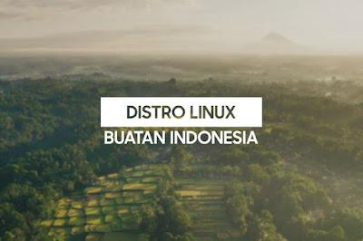 Distro Linux Indonesia Terbaik