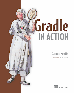 best book to learn Gradle for developers and DevOps engineer