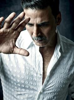 Akshay Kumaar looks super hot on Hapers Bazaar India Magazine October 2016