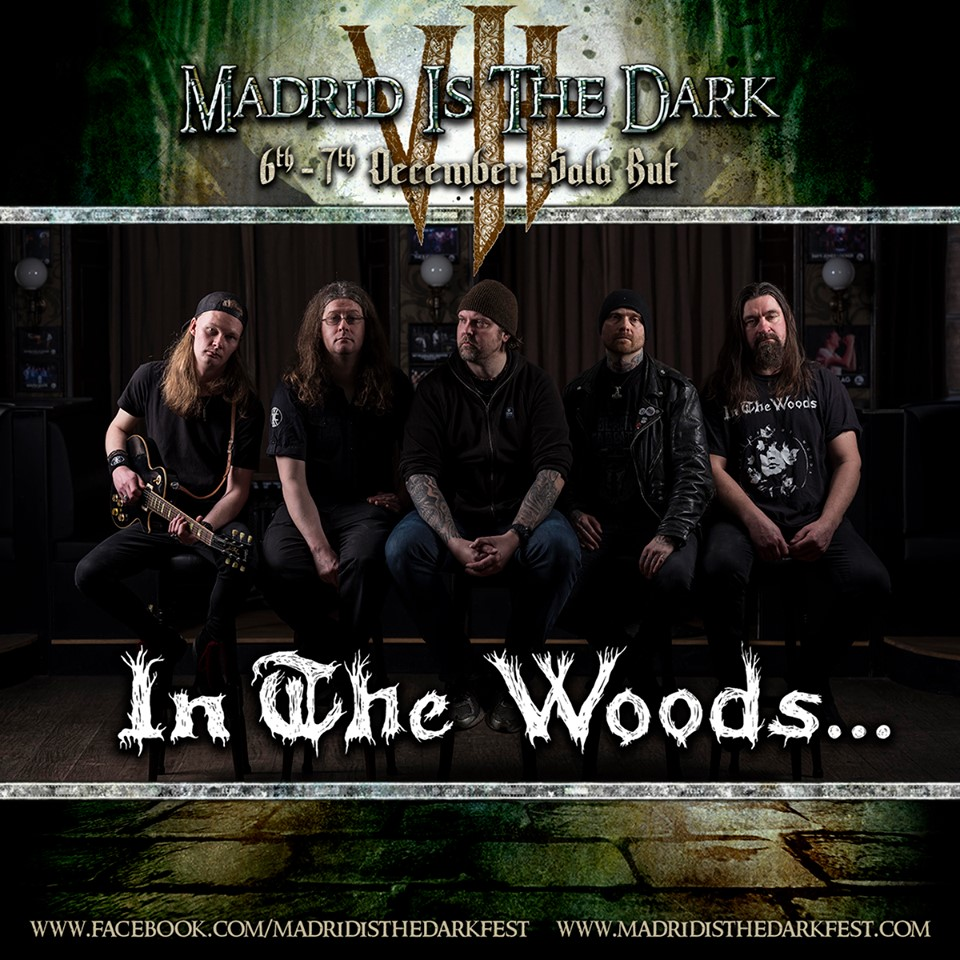 In The woods band