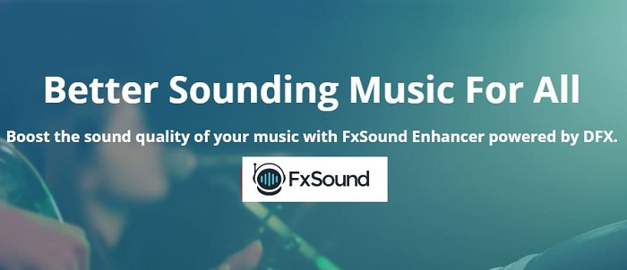 FxSound Enhancer full crack