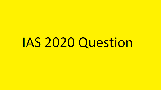 All numbers are divisible by 2. All numbers are divisible by 3. || IAS 2020 Question