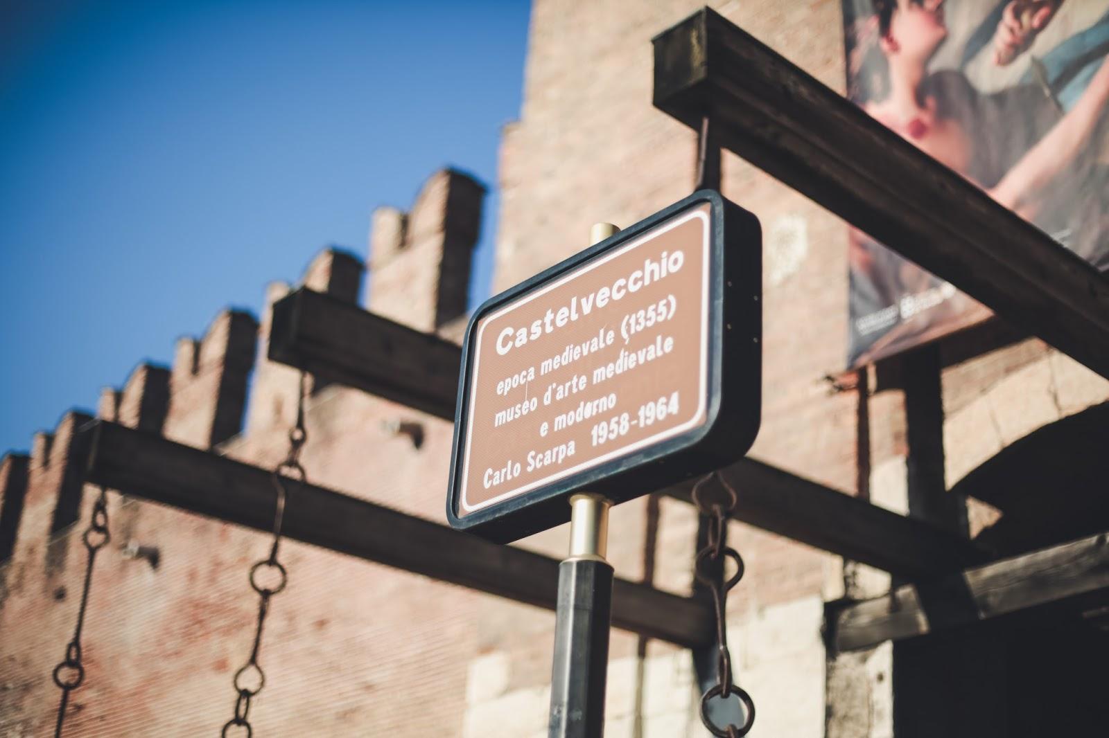 Visite du Castelvecchio Vérone