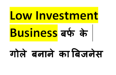 Seasonal Low Investment Business Ideas In Hindi