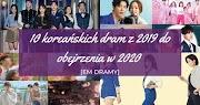 [eM dramy] 10 koreańskich dram z 2019 do obejrzenia w 2020