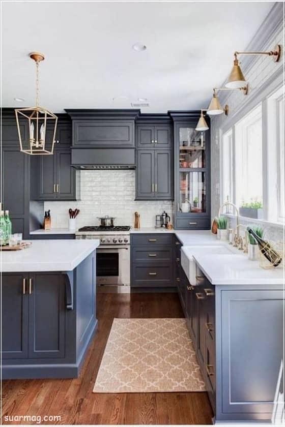 مطابخ خشب 17 | Wood kitchens 17