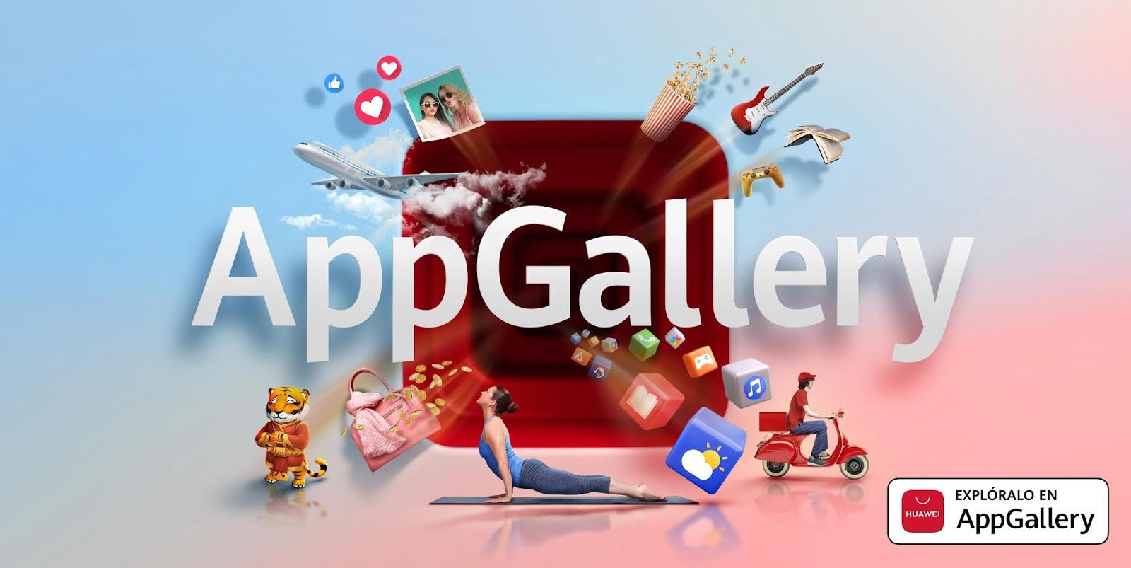 Huawei: Las apps que necesitas para trabajar desde casa están en Appgallery