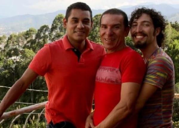 Colombia aprueba el primer matrimonio conformado por tres hombres