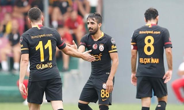 Hazırlık maçında İstanbulspor'u mağlup ettik!