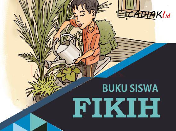Buku Fikih Kelas 3 Mi Kurikulum 2013 Revisi 2019 Terbaru
