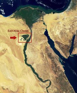 Hawara The pyramid of Amenemhat III and Labyrinth of Egypt