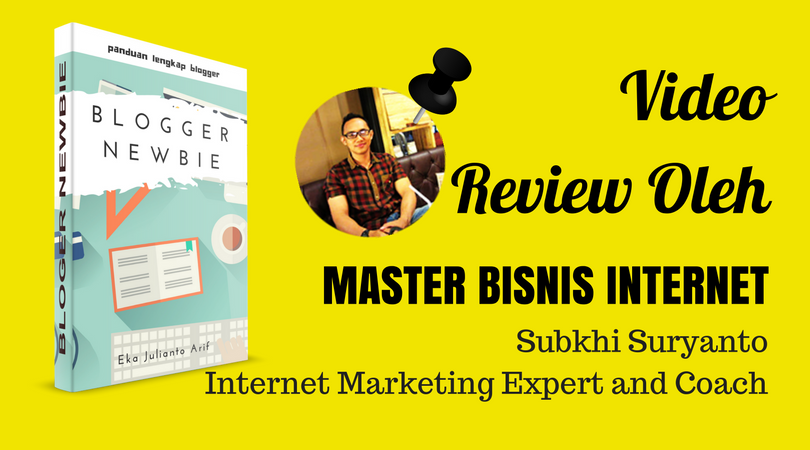 Video Review Oleh Master Bisnis Internet