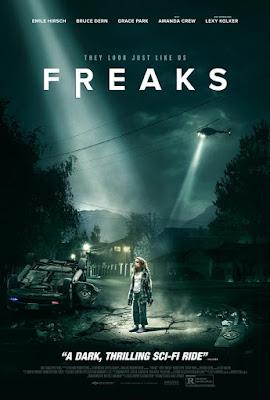 Freaks [2018] [DVD R1] [Latino]