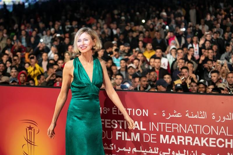 Naomi Watts Clicks at King Kong Screening at Marrakech International Film Festival 29 Nov-2019