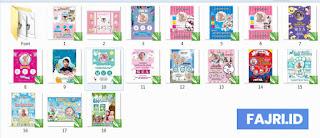 18 Desain Biodata Bayi Terbaik Siap Edit Gratis