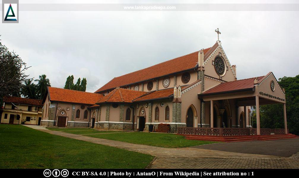 St. Anthony's Church, Wahakotte