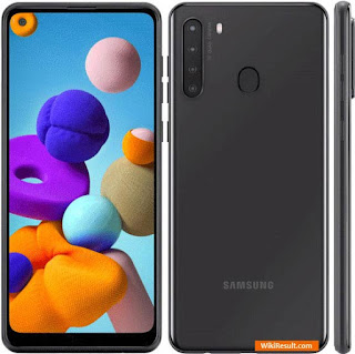 Samsung Galaxy A21 Price in India