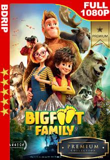 La familia Pie Grande (Bigfoot Family) (2020) [1080p BDrip] [Latino-Inglés] [LaPipiotaHD]