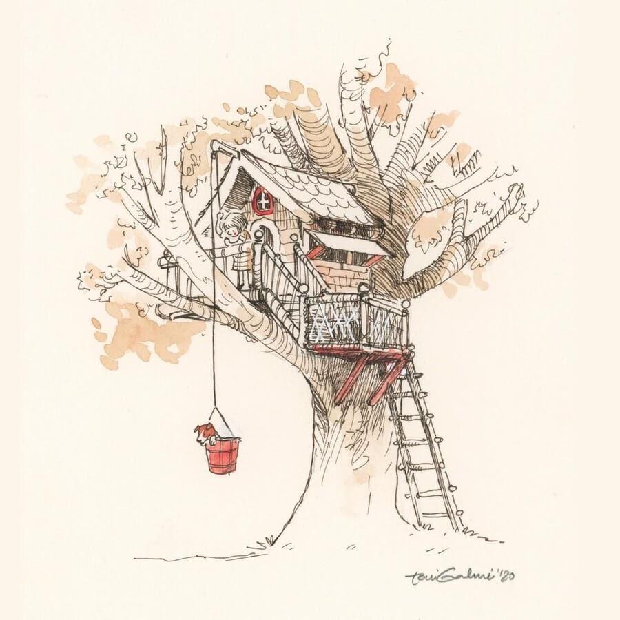 04-Tree-house-Toni-Galmés-www-designstack-co
