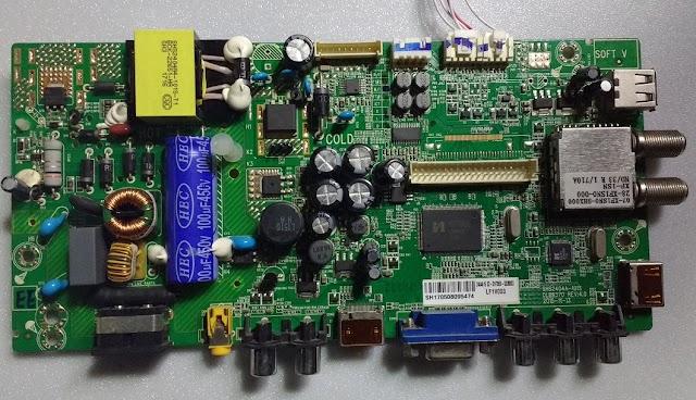 Mainboard Miray LEDM-326IS LEDM324IS