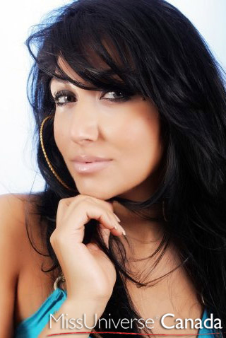 Miss Universe Canada 2011 Contestant - Rana Khaled's Photo & Profile/Biography