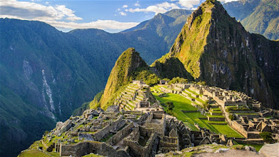 Gambar pemandangan terindah di dunia