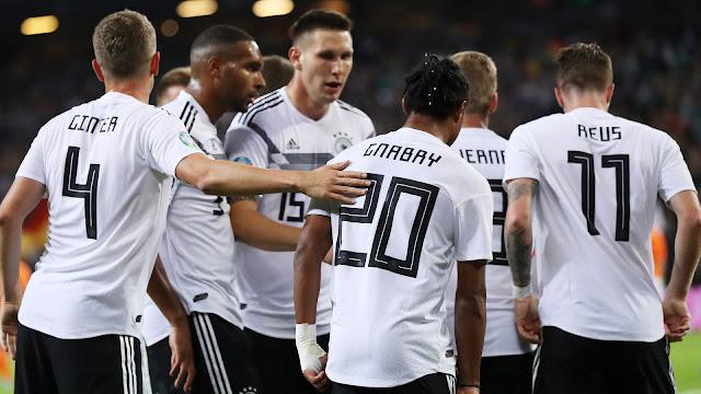 مشاهدة مباراة المانيا وإيرلندا الشمالية بث مباشر بتاريخ 19-11-2019 التصفيات المؤهلة ليورو 2020