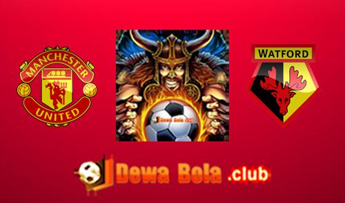 Prediksi Skor Manchester United VS Watford 11 Februari 2017