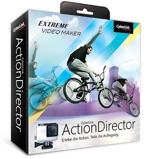 اقوي برامج في صنع الفيديو والمونتاج CyberLink ActionDirector Ultra 2017 كامل بالتفعيل