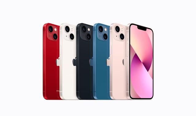 Pre-Order iPhone 13 Sekarang!