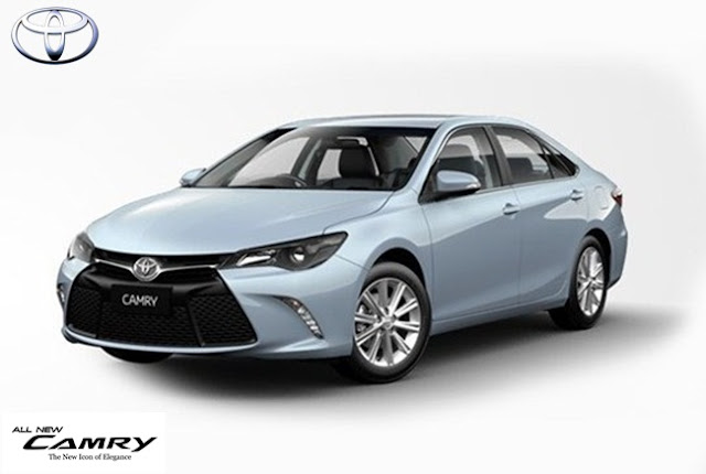 2015 Toyota Camry Atara S Price and Release Date