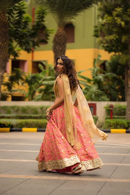 Actress Akshara Gowda Latest Hot Photoshoot 2017