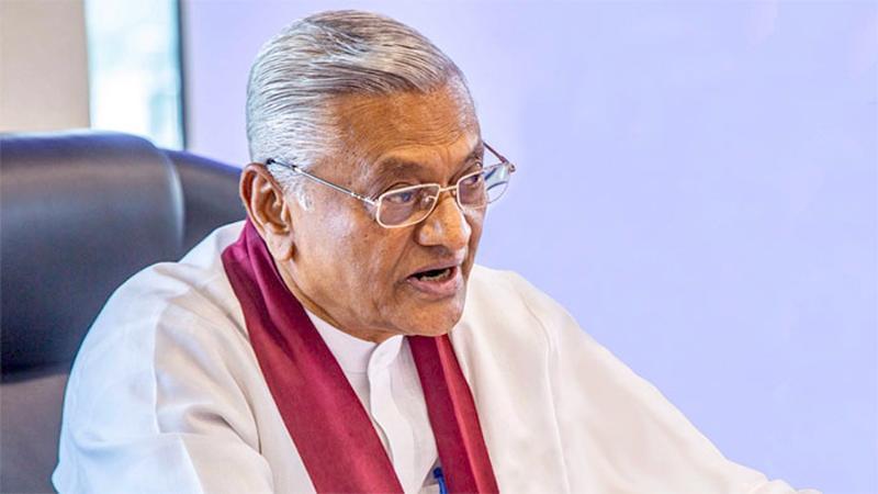 அமைச்சர் சமல் ராஜபக்ஷ