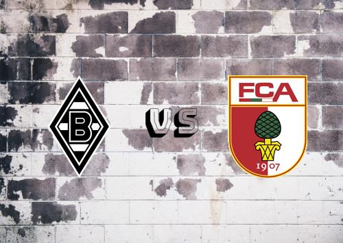 Borussia M'gladbach vs Augsburg  Resumen