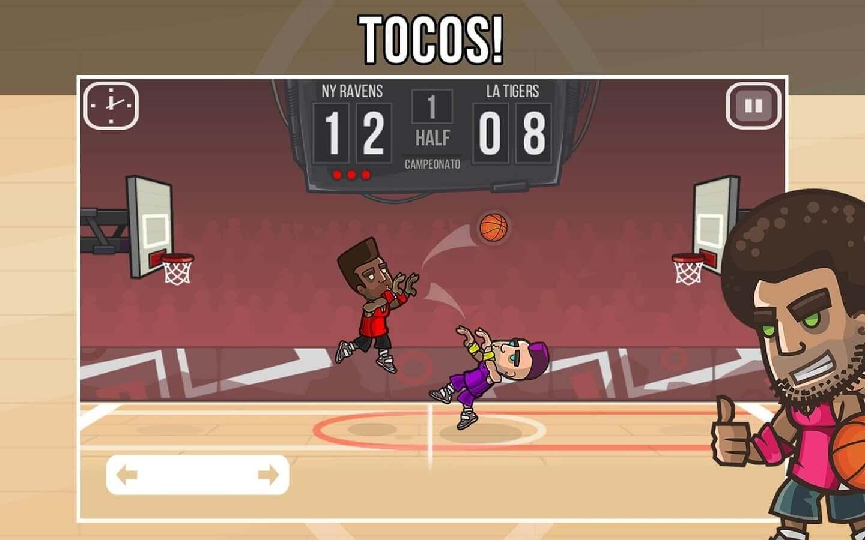 Basketball Battle MOD Dinheiro Infinito 2.2.12