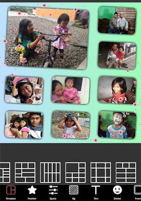 Cara Foto Box (Snapshot) Di Timezone, Jonas Dan Membuatnya Sendiri
