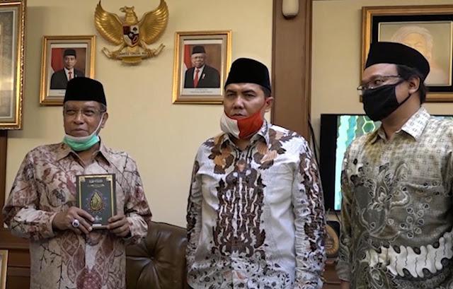 pbnu meluncurkan mushaf islam nusantara