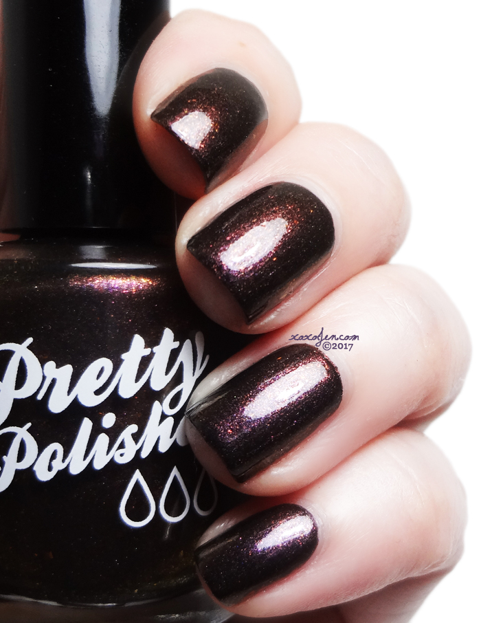 xoxoJen's swatch of Pretty & Polished Park Avenue Princess