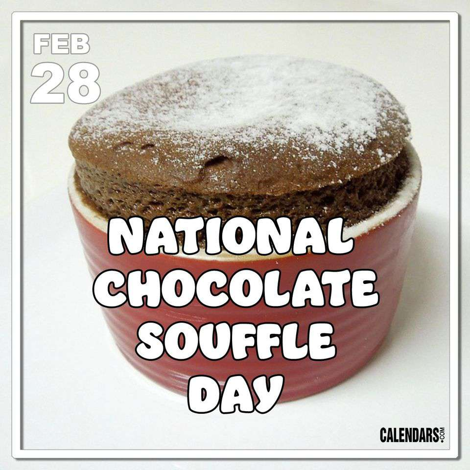 National Chocolate Souffle Day Wishes Lovely Pics