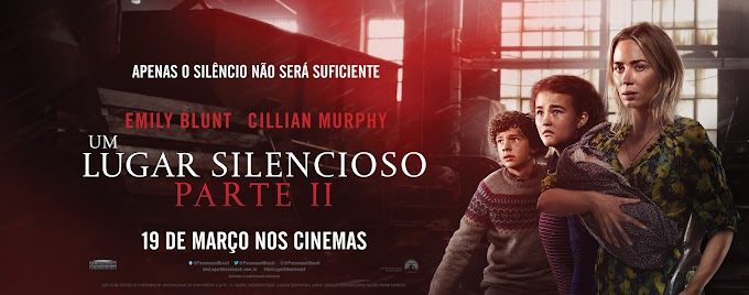 """'Um Lugar Silencioso': ator Cillian Murphy revela ter ficado """"impressionado"""" com longa"""