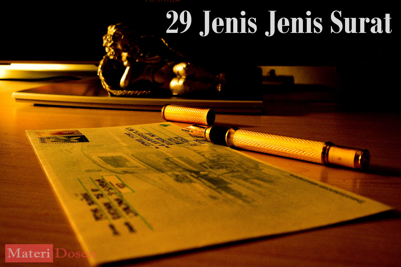 29 Jenis Jenis Surat Lengkap Pengelompokan Nya Materi Dosen