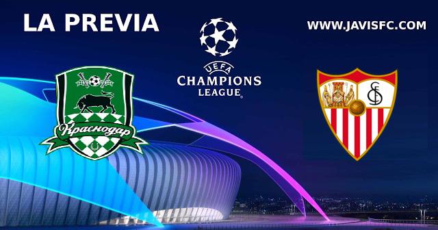 Previa Krasnodar - Sevilla FC