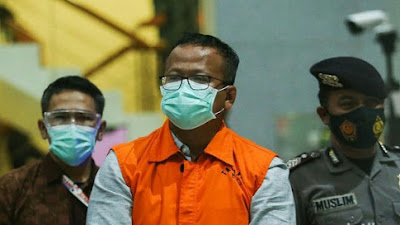 Ditangkap KPK, Edhy Prabowo: Saya Mundur dari Jabatan Waketum Gerindra dan Menteri KKP