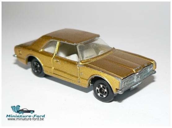 Polistil, Ford Taunus xl
