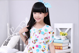 Girls Kids Cotton Pajamas