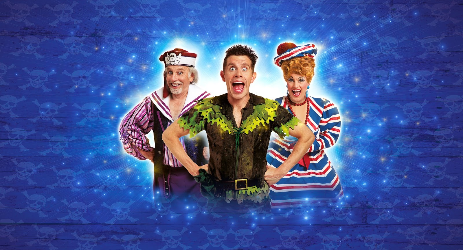 Newcastle Theatre Royal Pantomime 2017 - Peter Pan