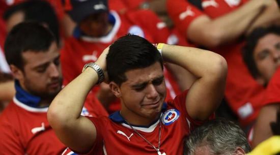 Chile fue Domado y Humillado por Perú 3 a 0